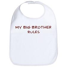 Big Brother Rules Bib