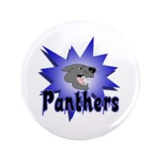 """Panthers 3.5"""" Button"""