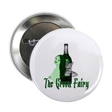 The Green Fairy II Button
