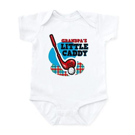 Grandpa's Little Caddy Infant Bodysuit