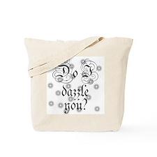 Twilight Do I Dazzle You Tote Bag