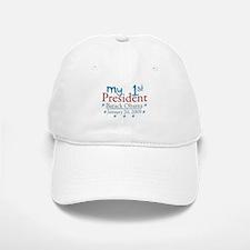 My 1st President (Obama Inauguration) Baseball Baseball Cap