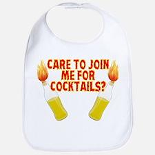 Molotov Cocktails Anyone? Bib