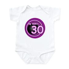 Pink Mom's 30 Infant Bodysuit