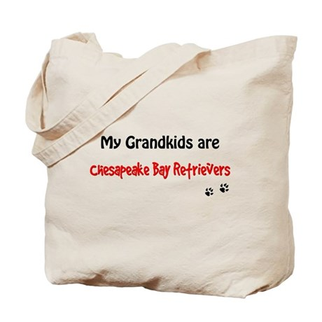 Chessie Grandkids Tote Bag