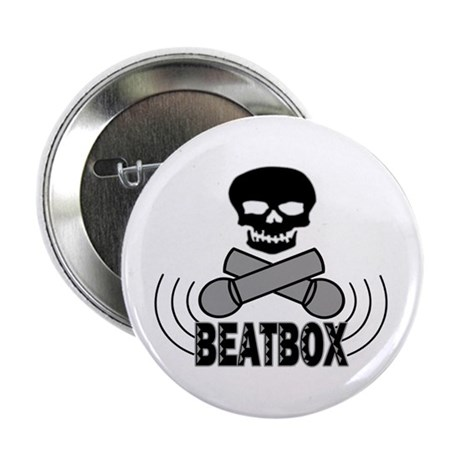 """Beatbox 2.25"""" Button (100 pack)"""