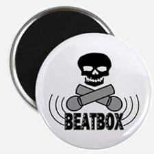 "Beatbox 2.25"" Magnet (10 pack)"