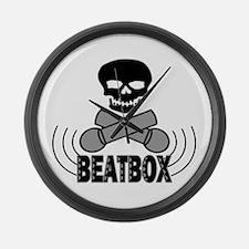 Beatbox Large Wall Clock