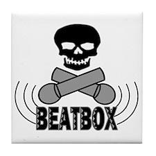 Beatbox Tile Coaster