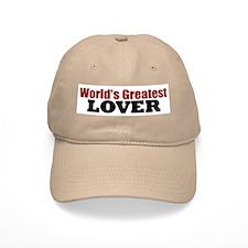 World's Greatest Lover Baseball Cap