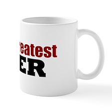 World's Greatest Lover Small Mug