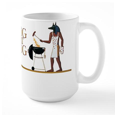 Dog eat Dog Large Mug