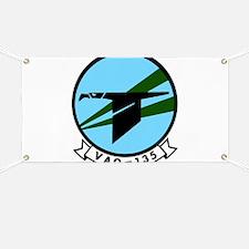 VAQ 135 Black Ravens Banner