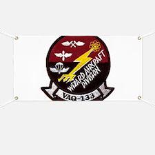VAQ 133 Wizards Banner