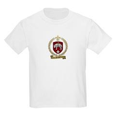 GIRARD Family Crest Kids T-Shirt