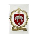 GIRARD Family Crest Rectangle Magnet