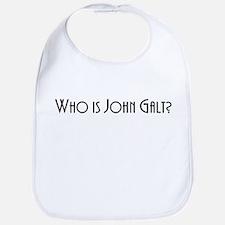 Cute Who is john galt Bib
