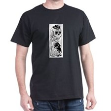 Lagartijo Calavera T-Shirt