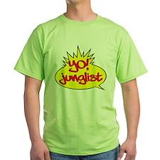 Yo Junglist T-Shirt