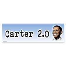 Carter 2.0 Bumper Bumper Sticker