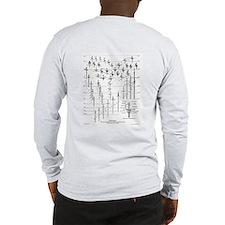 Long Sleeve Sword T-Shirt