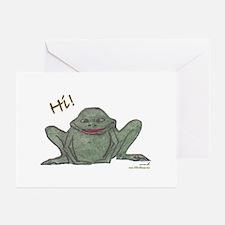 Nenvel copy Greeting Cards