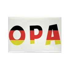 Opa Rectangle Magnet