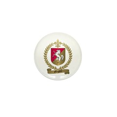 GOUGEON Family Crest Mini Button (100 pack)