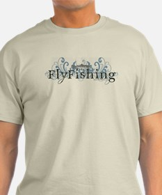 Vintage Fly Fishing T-Shirt