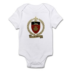 GRAVOIS Family Crest Infant Creeper