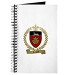 GRAVOIS Family Crest Journal