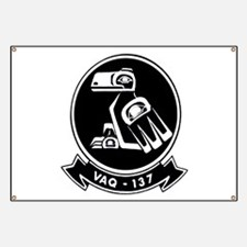 VAQ 137 Rooks Banner