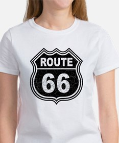 Rte 66 - blk Women's T-Shirt