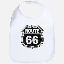 Rte 66 - blk Bib