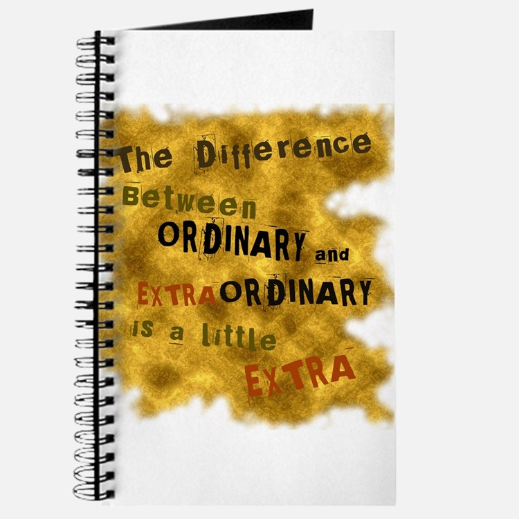 Extraordinary Journal