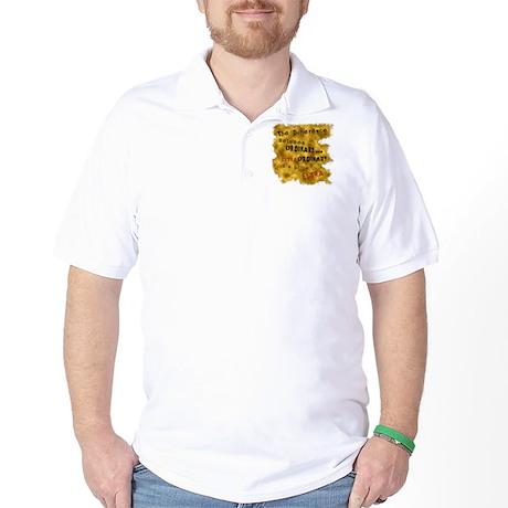 Extraordinary Golf Shirt
