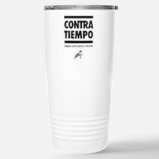 Cute Contra tiempo Travel Mug