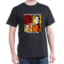 Obama Inauguration - People's T-Shirt