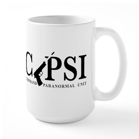 Official T-FLAC PSI Logo Large Mug