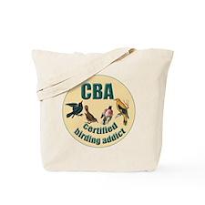 Birding Addict Tote Bag