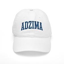 Adzima Collegiate Style Name Baseball Cap