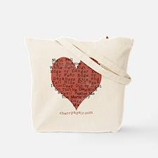 I Love Books! Tote Bag