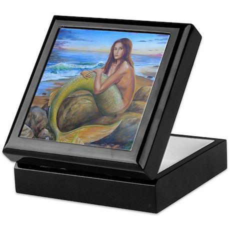 Mermaid Keepsake Box