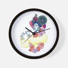 Nectar of Devotion Wall Clock