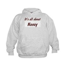 Personalized Nancy Hoodie