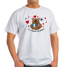 2 Homes 1 Heart Guatemala T-Shirt