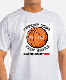 Busting Ass Basketball T-Shirt