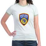 Santa Rosa Fire Jr. Ringer T-Shirt