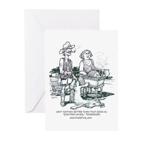 Thrillbilly Greeting Cards (Pk of 10)