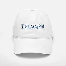 Official T-FLAC PSI Faded Blue Logo Baseball Baseball Cap